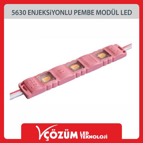 5630-Enjeksiyonlu-Pembe-Modul-Led